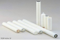 Polypropylene Pleats Cartridge Filter For High Viscosity Liquid (TCP-V Type)