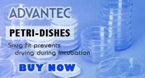 Advantec Petri-Dish