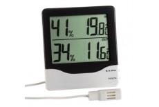 Digital Thermohygrometer (30.5013)