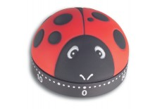Lady Bug Kitchen Timer (38.1025)